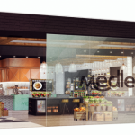 "Consumer Store 2.0 : The conceptual ""Medley"" store, courtesy of Hershey"